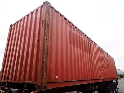 SHIPPING CONTAINERS 40ft ISO 35201 click to zoom image