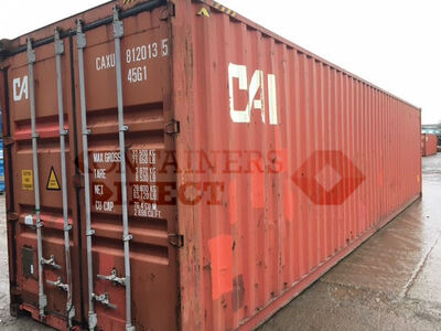 SHIPPING CONTAINERS 40ft ISO 67479