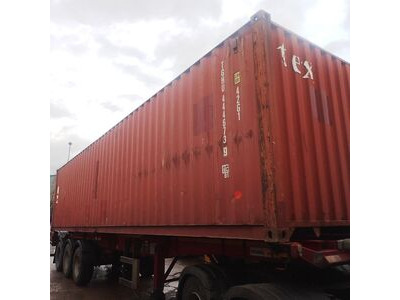 SHIPPING CONTAINERS 40ft Original doors 40248 click to zoom image