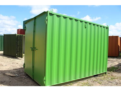 SHIPPING CONTAINERS 15ft - S1 doors