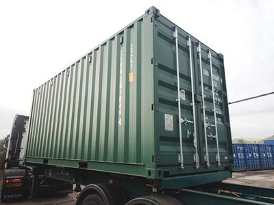 SHIPPING CONTAINERS 20ft ISO 38178 click to zoom image