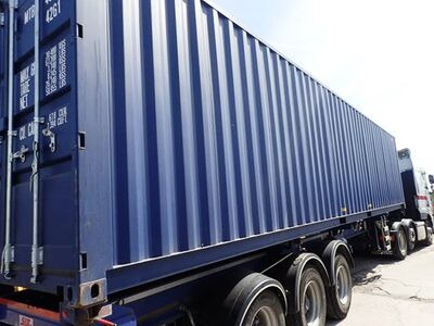 SHIPPING CONTAINERS 20ft ISO 59398