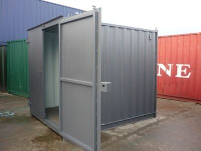 SHIPPING CONTAINERS 10ft S1 doors 33277