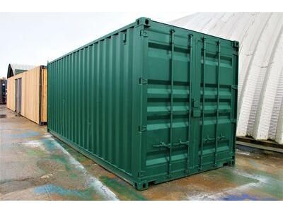 SHIPPING CONTAINERS 16ft S2 doors
