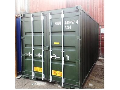 SHIPPING CONTAINERS 16ft High Cube S2 doors