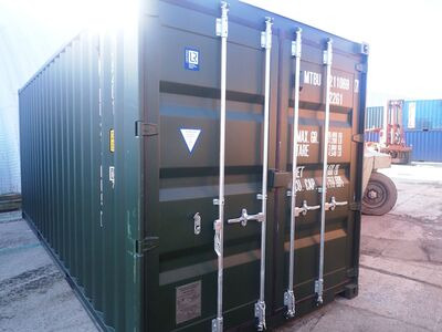 SHIPPING CONTAINERS 20ft ISO 41555