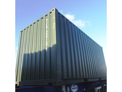 SHIPPING CONTAINERS 20ft ISO 67751 click to zoom image