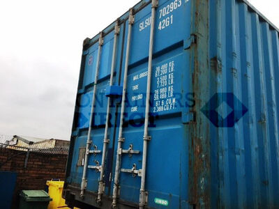 SHIPPING CONTAINERS 40ft ISO 54287