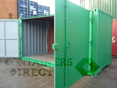 SHIPPING CONTAINERS 20ft full side access SD201W