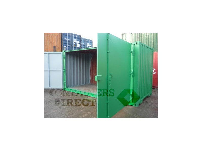 SHIPPING CONTAINERS 20ft full side access SD201W click to zoom image