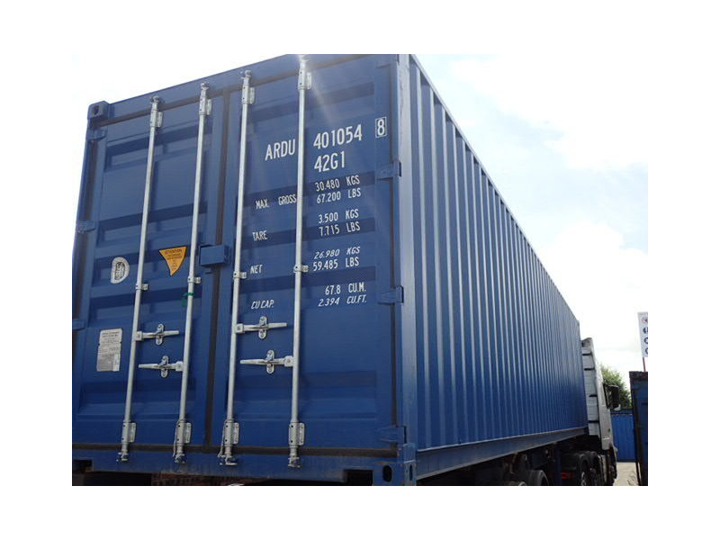 SHIPPING CONTAINERS 20ft ISO 41561 click to zoom image