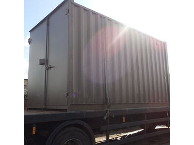 SHIPPING CONTAINERS 20ft S1 doors Birmingham