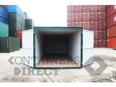 SHIPPING CONTAINERS CarTainer[REG] 2010 click to zoom image