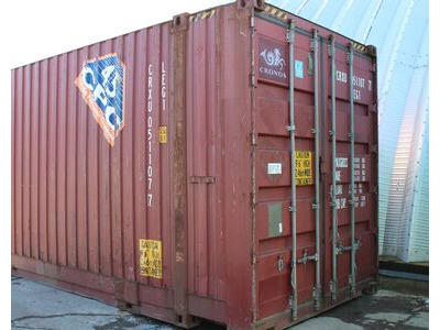 SHIPPING CONTAINERS 15ft pallet wide high cube container