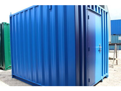 SHIPPING CONTAINERS 10ft ModiBox Office