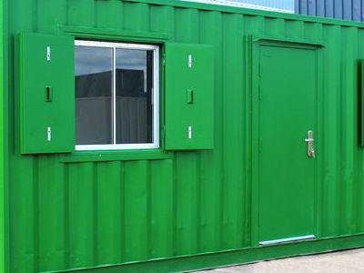 SHIPPING CONTAINERS 20ft ModiBox Office