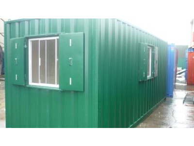 SHIPPING CONTAINERS 25ft SC office