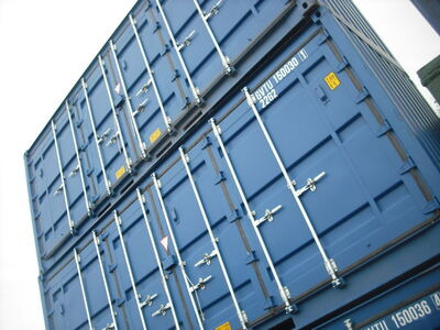 SHIPPING CONTAINERS 20ft full side access CDSD20