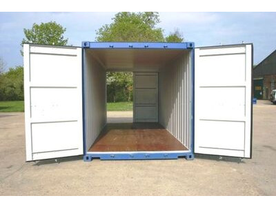 SHIPPING CONTAINERS 20ft Tunnel-Tainer 68375