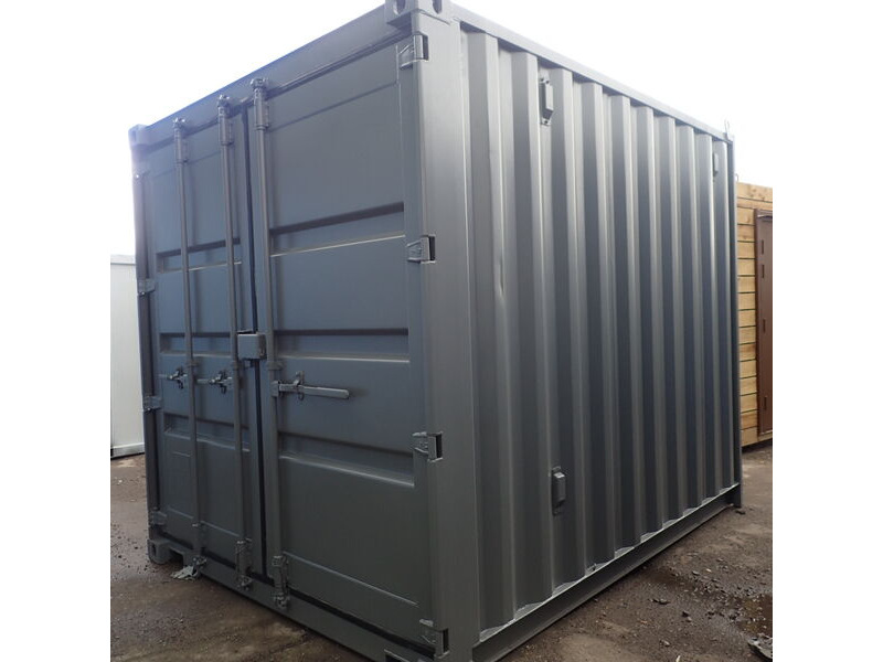 SHIPPING CONTAINERS 8ft S3 doors click to zoom image