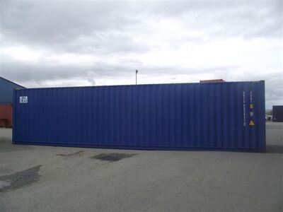 SHIPPING CONTAINERS 40ft ISO 65406