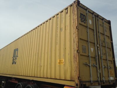SHIPPING CONTAINERS 40ft ISO 65407