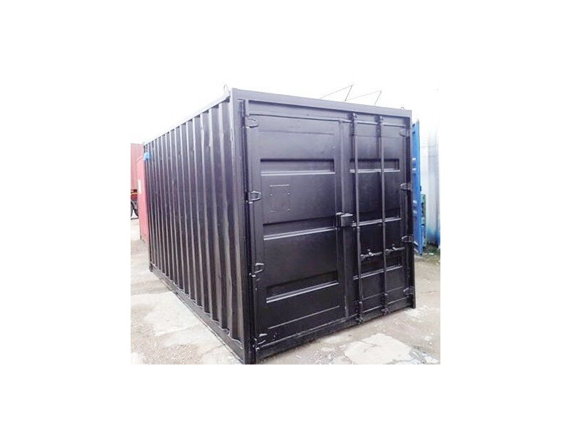 SHIPPING CONTAINERS 15ft S3 doors click to zoom image