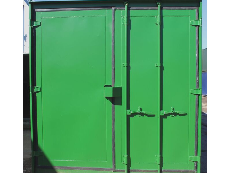 SHIPPING CONTAINERS 12 - S3 doors click to zoom image