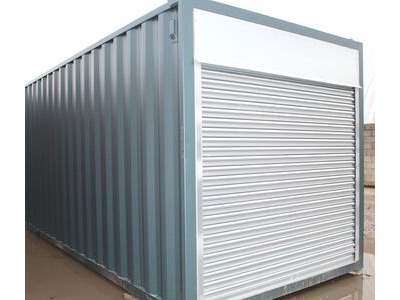 SHIPPING CONTAINERS 25ft S4 doors