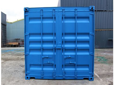SHIPPING CONTAINERS 10ft S2 doors HL10S201
