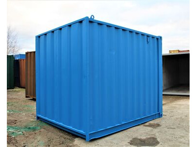 SHIPPING CONTAINERS 10ft S2 doors HL10S202 click to zoom image