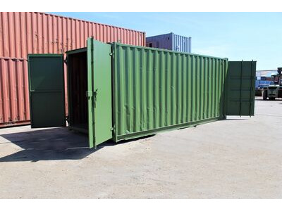 SHIPPING CONTAINERS 20ft HC tunnel-tainer HL25