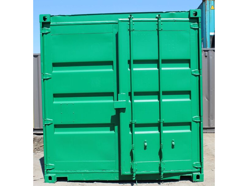 SHIPPING CONTAINERS 6ft S3 doors click to zoom image