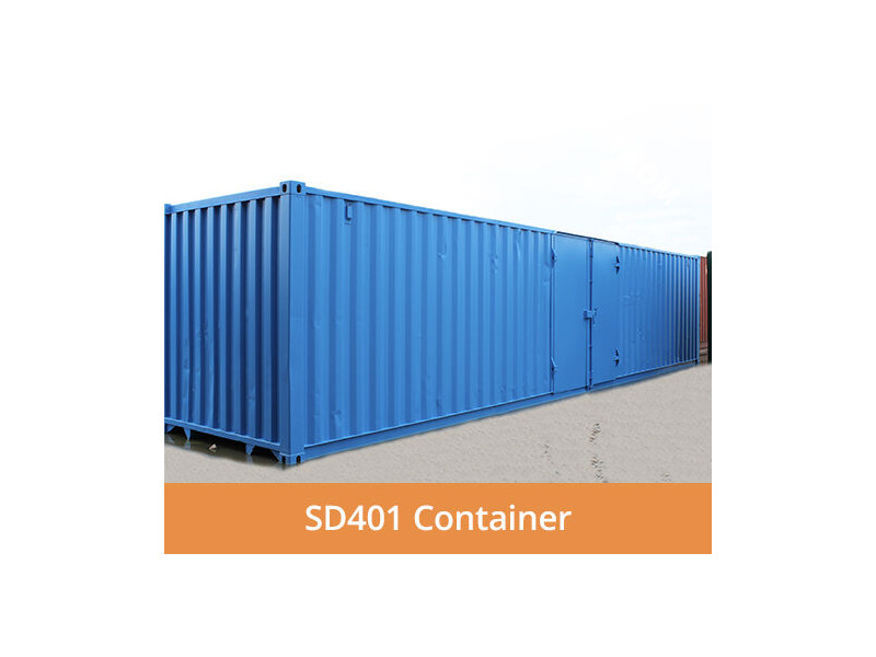 SHIPPING CONTAINERS 40ft side access SD401 click to zoom image
