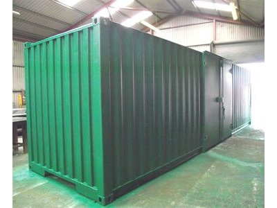 SHIPPING CONTAINERS 30ft S1 side doors click to zoom image