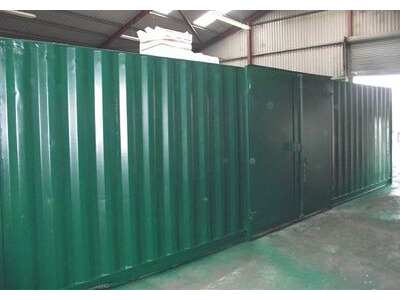 SHIPPING CONTAINERS 30ft S1 side doors