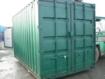 SHIPPING CONTAINERS 16ft shipping containers S2