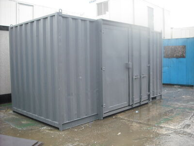 SHIPPING CONTAINERS 16FT SIDE DOOR S3