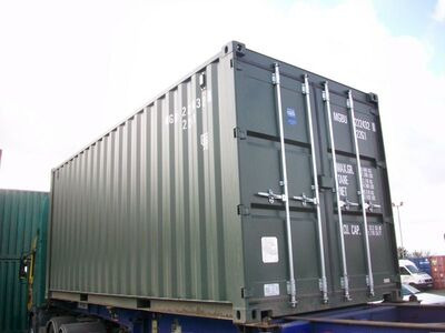 SHIPPING CONTAINERS ISO 20ft - Stoke on Trent
