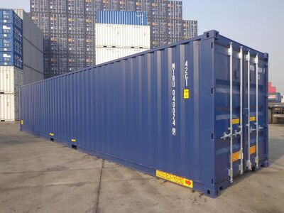 SHIPPING CONTAINERS Birmingham 40ft Tunnel-tainer SC43
