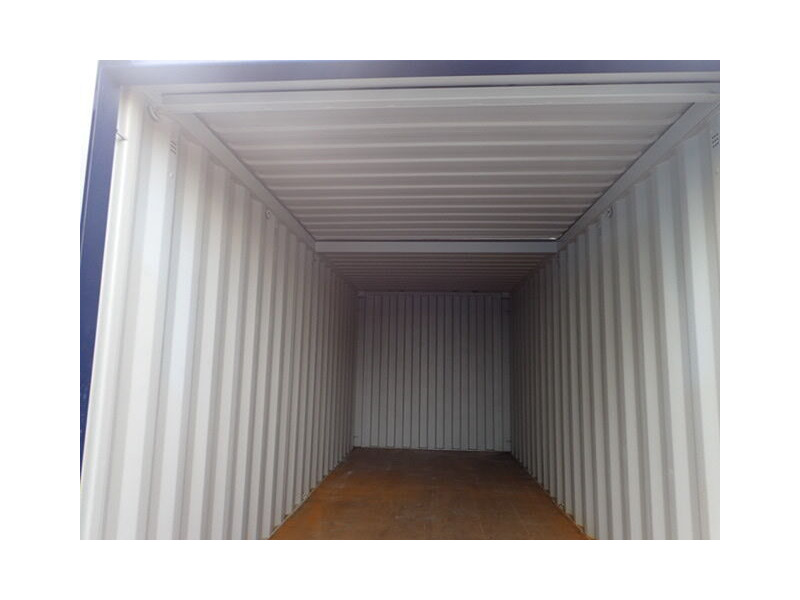 SHIPPING CONTAINERS New 20ft with sliding roof click to zoom image