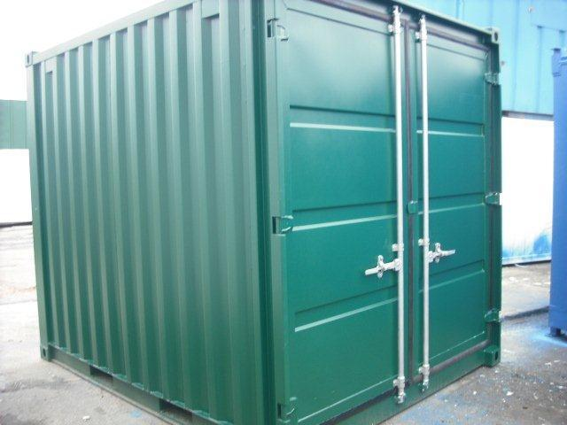 Shipping containers 10ft lined and insulated sc54 5ft to 10ft new - How do you insulate a shipping container home ...