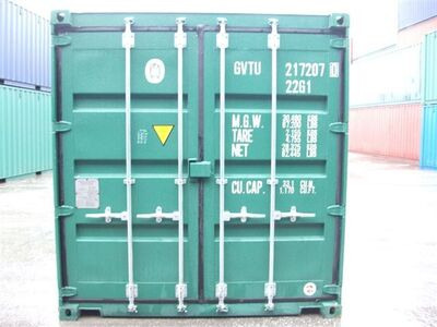 SHIPPING CONTAINERS 20ft SC75