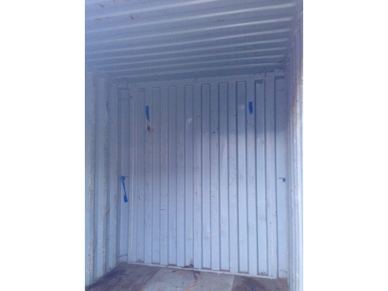 SHIPPING CONTAINERS 16ft High Cube S2 doors 62786 click to zoom image