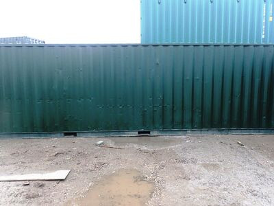 SHIPPING CONTAINERS 40ft ISO 66771