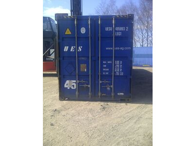 SHIPPING CONTAINERS 20ft High Cube 65488
