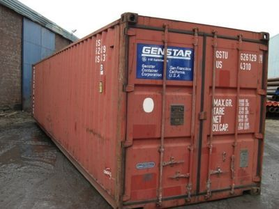 40 Shipping Containers For Sale Ebay >> Shipping Containers 40ft Iso 39176 1595 00 31ft To 40ft