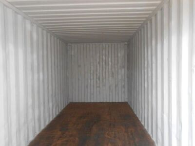 SHIPPING CONTAINERS 20ft Green 15848