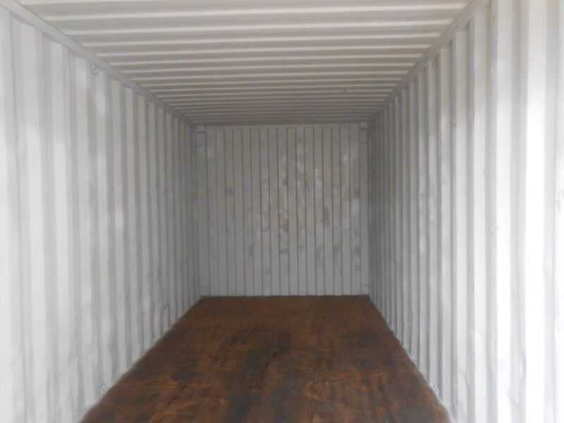 SHIPPING CONTAINERS 20ft Green 15848 click to zoom image