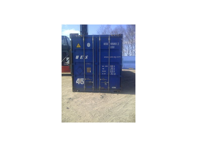 SHIPPING CONTAINERS 10ft high cube S2 doors 16093 click to zoom image